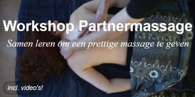 Workshop partnermassage